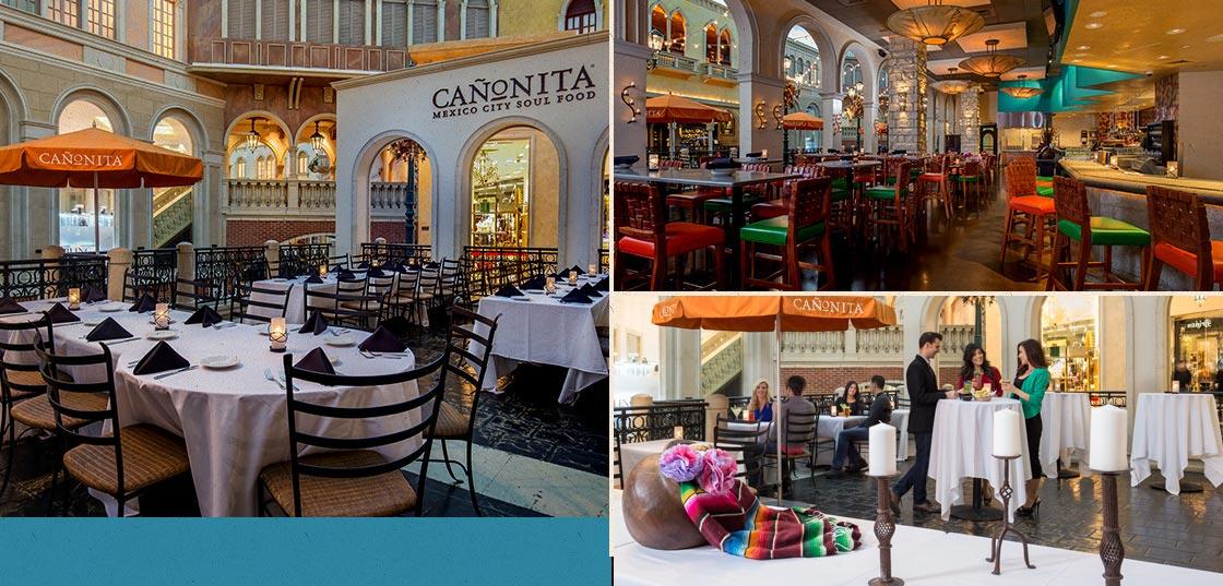 Canonita Mexican Restaurant The Palazzo Las Vegas