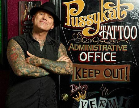 Las Vegas Sun: \'Bad Ink\' tattoo star Dirk Vermin shares his guide to ...