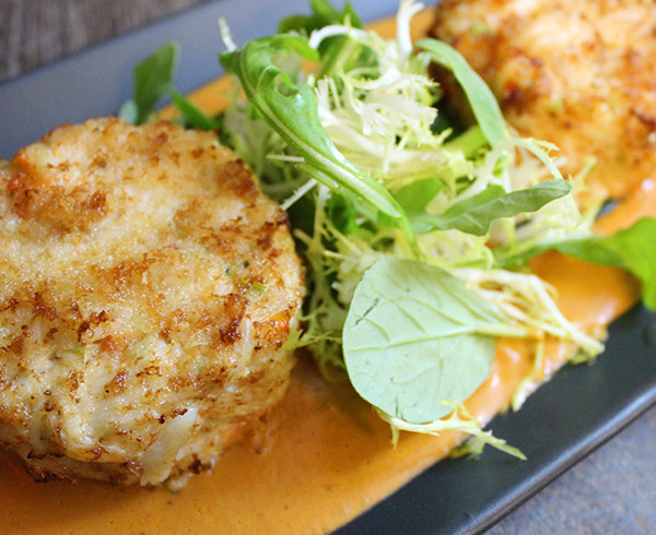 Ensenada Lump Crab And Shrimp Cake