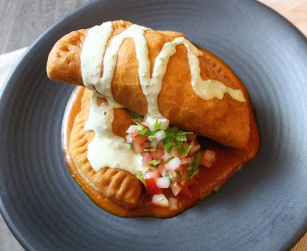 Cochinita Pibil Empanadas