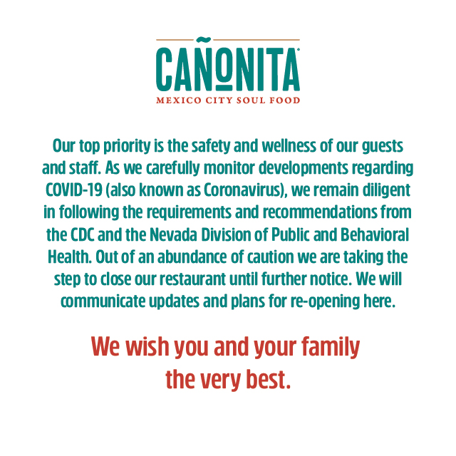 Canonita Closure